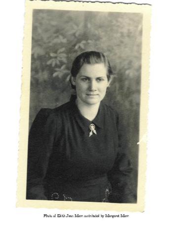 Edith Jean Marr