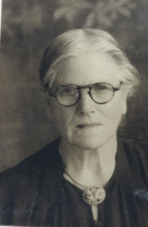 Mary Marr nee Reeves