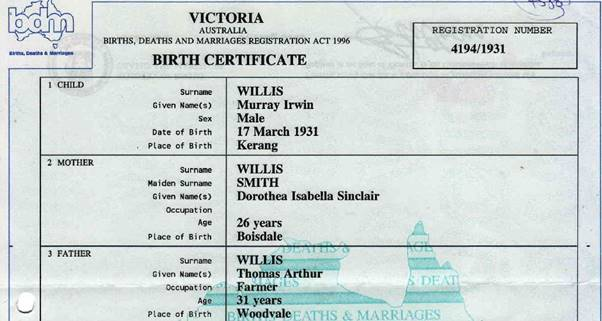 Setting up sources in rootsmagic 7 lois willis genealogy and for this i use the vital records state certificates template yadclub Choice Image