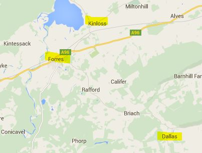 Kinloss, Forres and Dallas