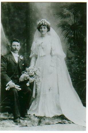 Thomas Smith and Louisa May Clyne