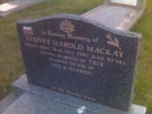Sydney Mackay