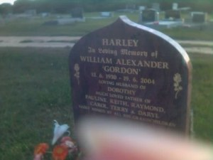 Gordon Harley