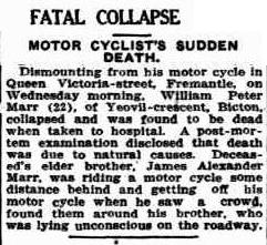 Fatal Collapse