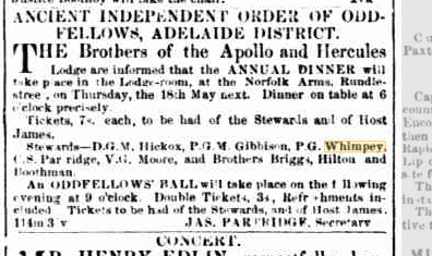 Ancient Independent Order of Oddfellows