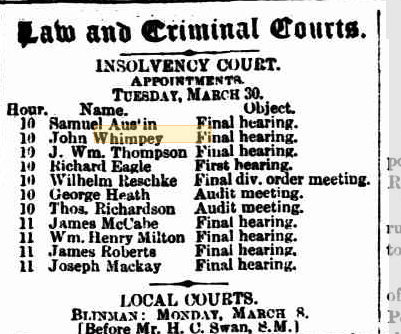 Insolvency Court