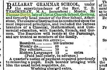 Ballarat Grammar School