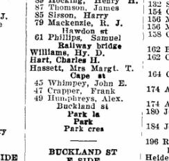 John E Whimpey 1926