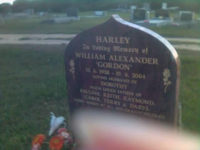 2008-12-27 William Alexander Gordon Harley