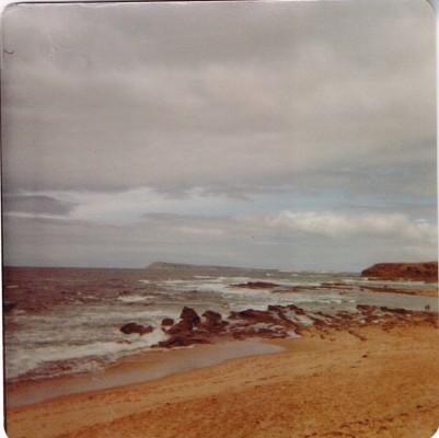 Kilcunda beach, towards Woolamai beach