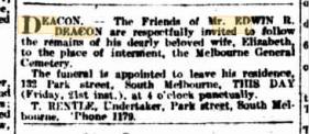 , Vic. : 1848 - 1957), p. 1. Retrieved February 1, 2019, from http://nla.gov.au/nla.news-article1670791