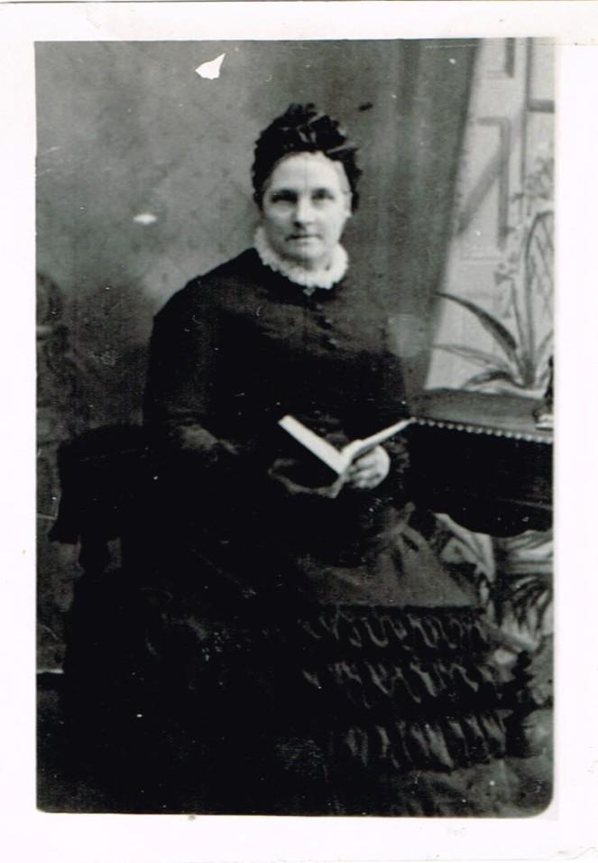 Elizabeth Whimpey Prout 1825-1894